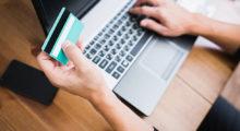 Оплата картой онлайн в Интернете