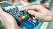 Оплата товаров и услуг картой